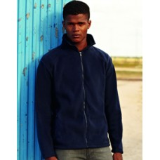 Fruit of the Loom SS51M Full Zip Fleece